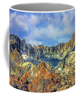 Mammoth Minarets Coffee Mug