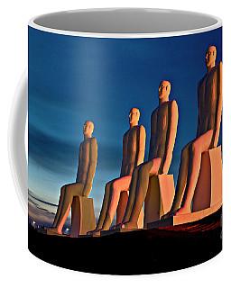 Man At Sea  Coffee Mug