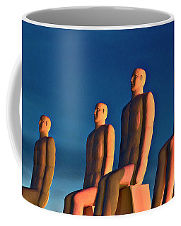 Man At Sea  Coffee Mug
