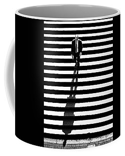 Man Bethesda Steps Coffee Mug