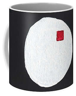 Man Door Coffee Mug