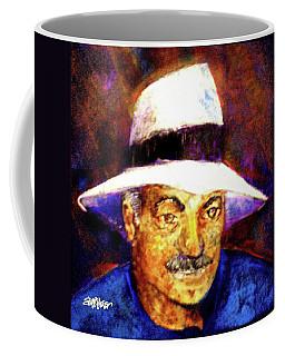 Man In The Panama Hat Coffee Mug