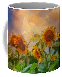 Man It's A Hot One Coffee Mug by Colleen Taylor