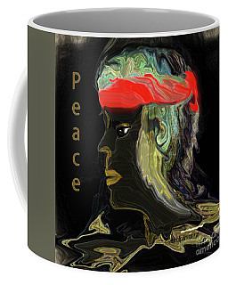 Man Of Peace Coffee Mug