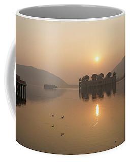 Man Sagar Lake Coffee Mug