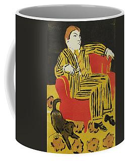 Man Coffee Mug