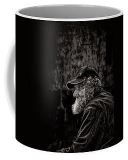 Man With A Beard Coffee Mug