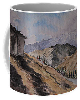 Manali Scene Coffee Mug