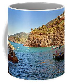Manarola Awakens Coffee Mug