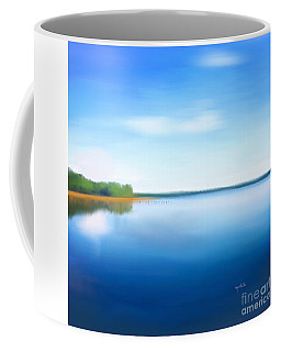 Manasquan Reservoir Coffee Mug