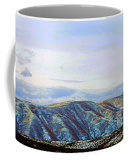 Manastash Morning Dusting Coffee Mug