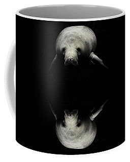 Manatee Double View Coffee Mug
