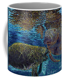 Manatee Motherhood Coffee Mug