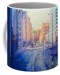 Manchester Light And Shade Coffee Mug