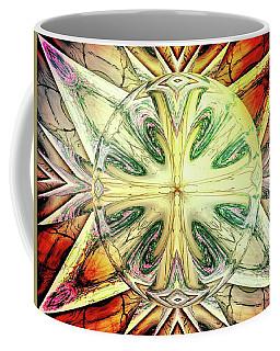 Mandala Coffee Mug by Beto Machado