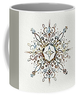 Mandala Earth And Water 3 Coffee Mug