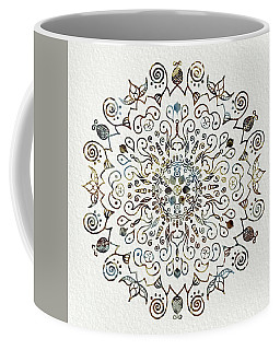 Mandala Earth And Water 4 Coffee Mug