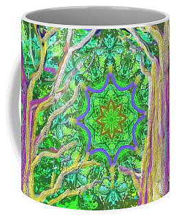 Mandala Forest Coffee Mug