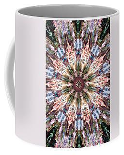Mandala Of Blossom Coffee Mug