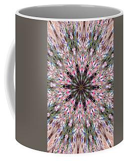 Mandala Of Cherry Blossom Coffee Mug