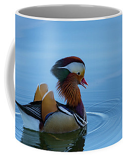 Majestic Mandarin Duck Coffee Mug