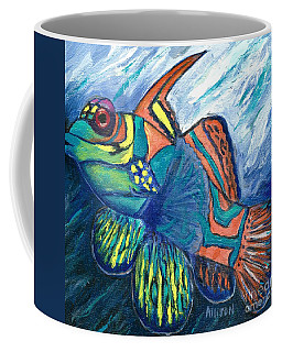 Mandarinfish Coffee Mug