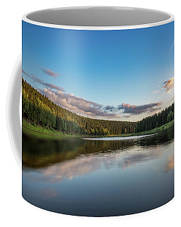 Mandelholz, Harz Coffee Mug