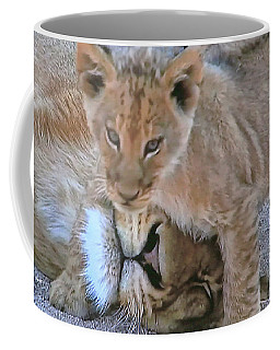 Mane Support  Coffee Mug