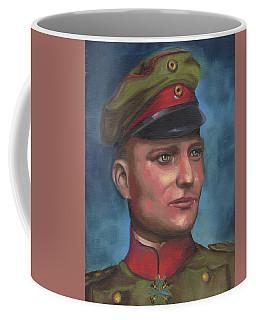 Manfred Von Richthofen The Red Baron Coffee Mug