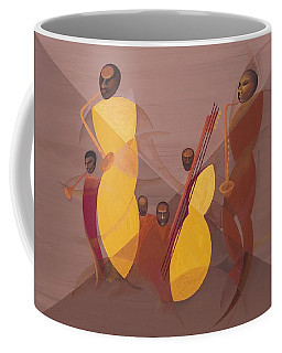 Mango Jazz Coffee Mug