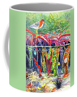 Mangrove Above And Below Coffee Mug
