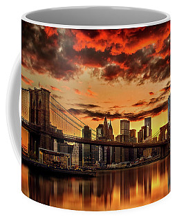 Manhattan Coffee Mugs