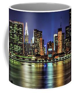 Manhattan Beauty Coffee Mug