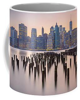 Manhattan Dusk Coffee Mug