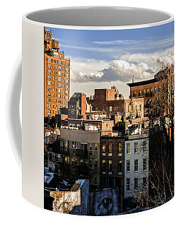Manhattan From The Whitney Coffee Mug