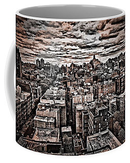Manhattan Landscape Coffee Mug
