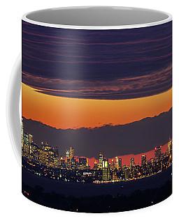 Manhattan Lights Coffee Mug