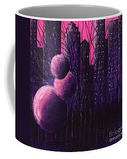 Manhattan Melody Coffee Mug