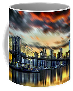 Manhattan Passion Coffee Mug