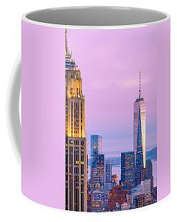Manhattan Romance Coffee Mug