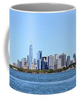 Manhattan Skyline 1 Coffee Mug