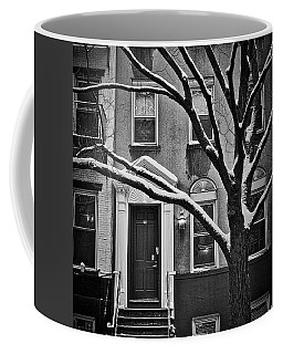 Manhattan Town House Coffee Mug