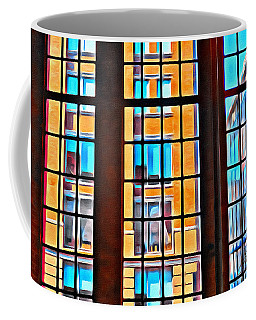Manhattan Windows Coffee Mug