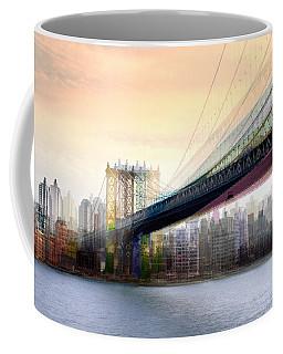 Manhattan X3 Coffee Mug
