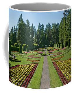 Manito Gardens, Spokane, Wa Coffee Mug
