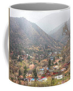 Manitou To The South Iv Coffee Mug by Lanita Williams