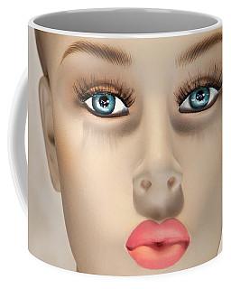 Mannequin 135b Coffee Mug