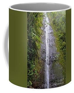 Manoa Falls - Honolulu Hawaii Coffee Mug