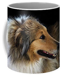 Coffee Mug featuring the photograph Man's Best Friend by Bob Christopher