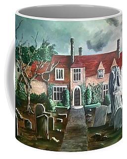 Mansion Coffee Mug by Persephone Artworks